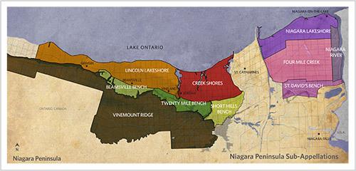 Niagara Sub Appellations